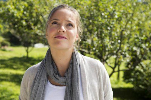 Patricia Aulitzky ist Lena Lorenz © ZDF | Thomas K. Schumann