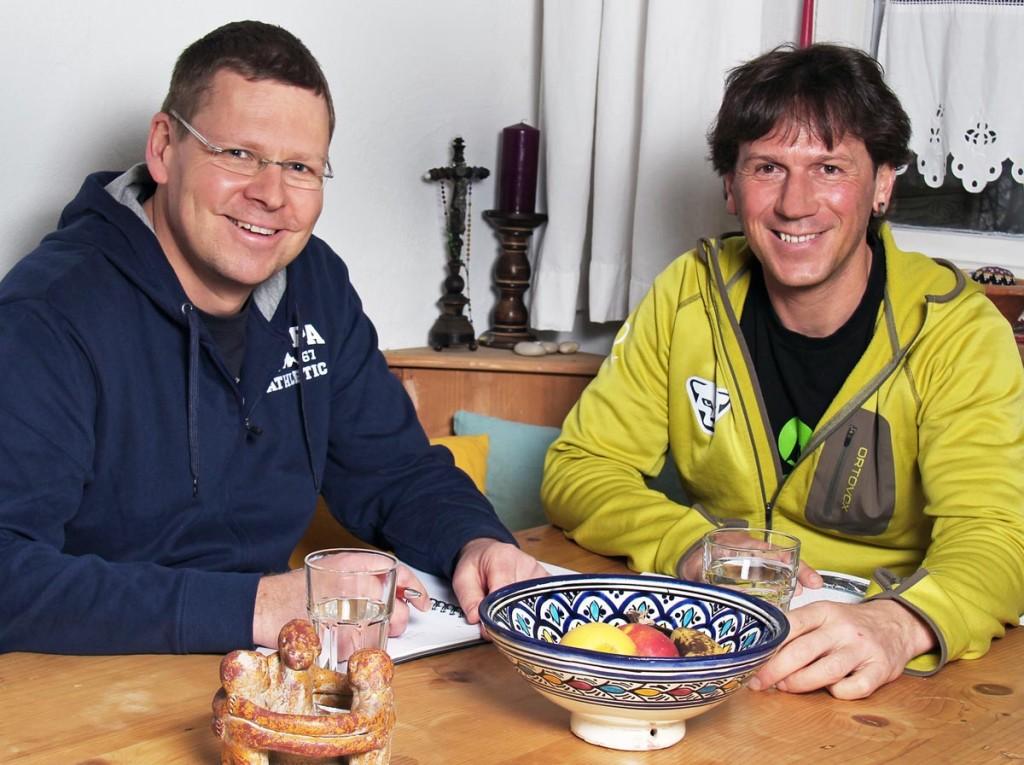 Hans-Joachim Bittner und Stefan Wiebel