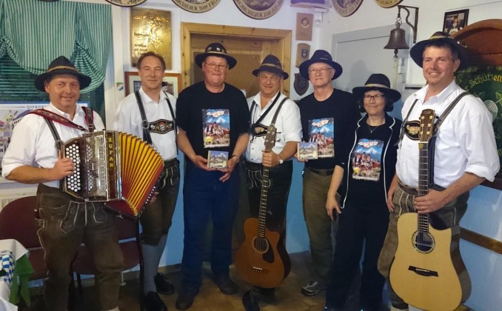 Oxn-Aug'n Fans in Norddeutschland