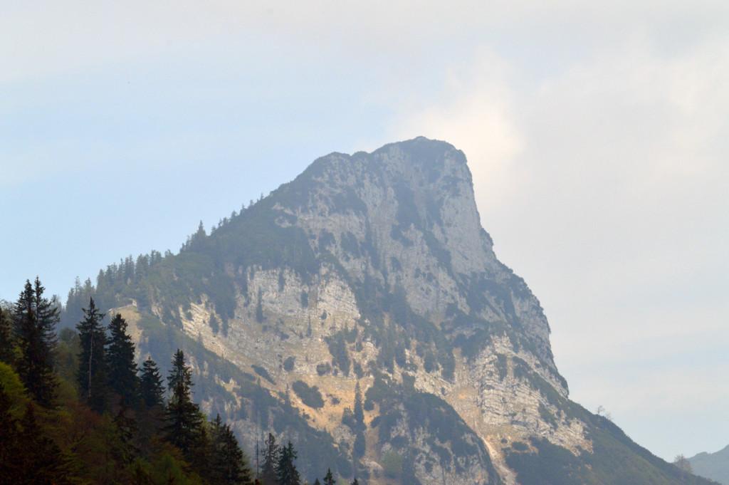 Der Törlkopf im Lattengebirge
