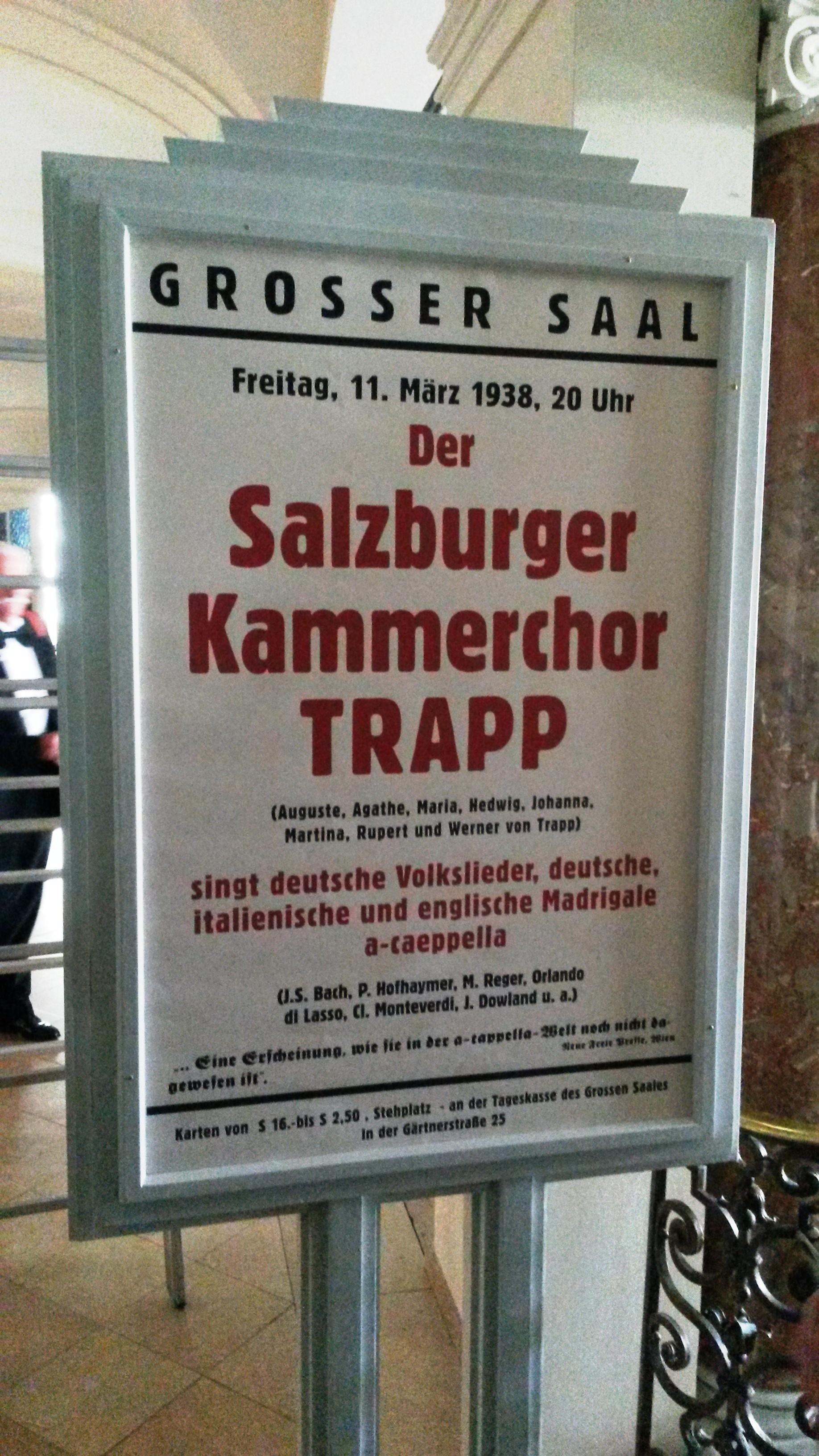 Konzert im Königlichen Kurhaus Bad Reichenhall