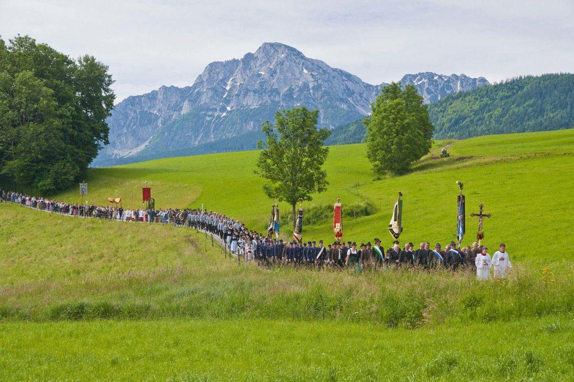 Fronleichnam In Bayern