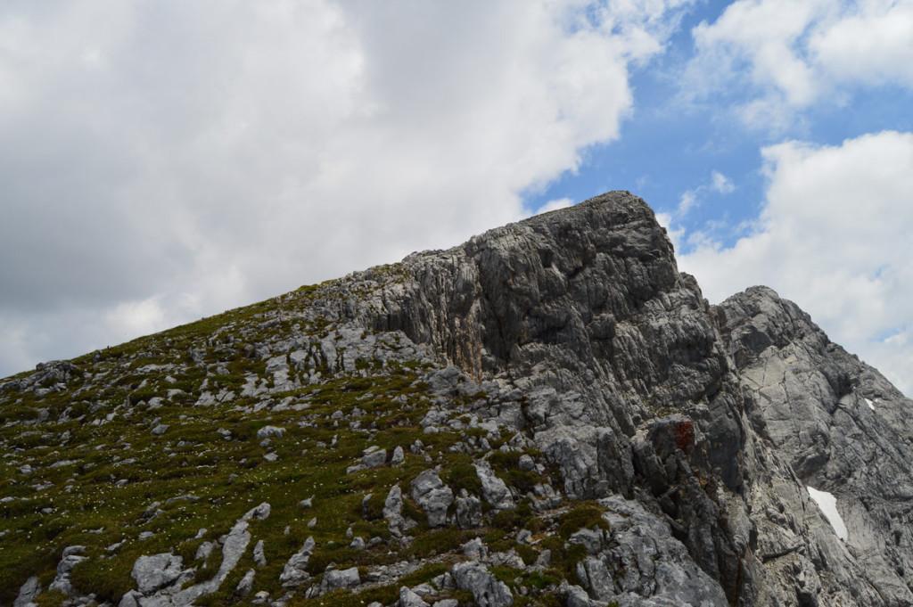 Blick zum Kammerlinghorn