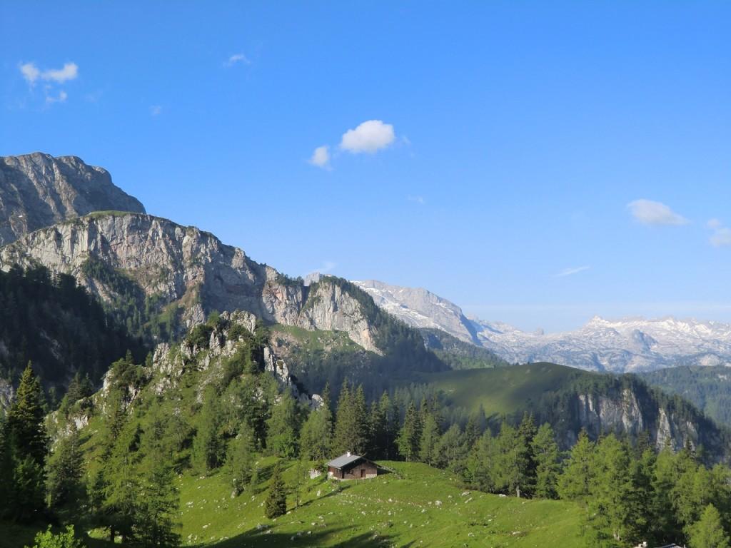 downhill ab Carl-von-Stahl Haus