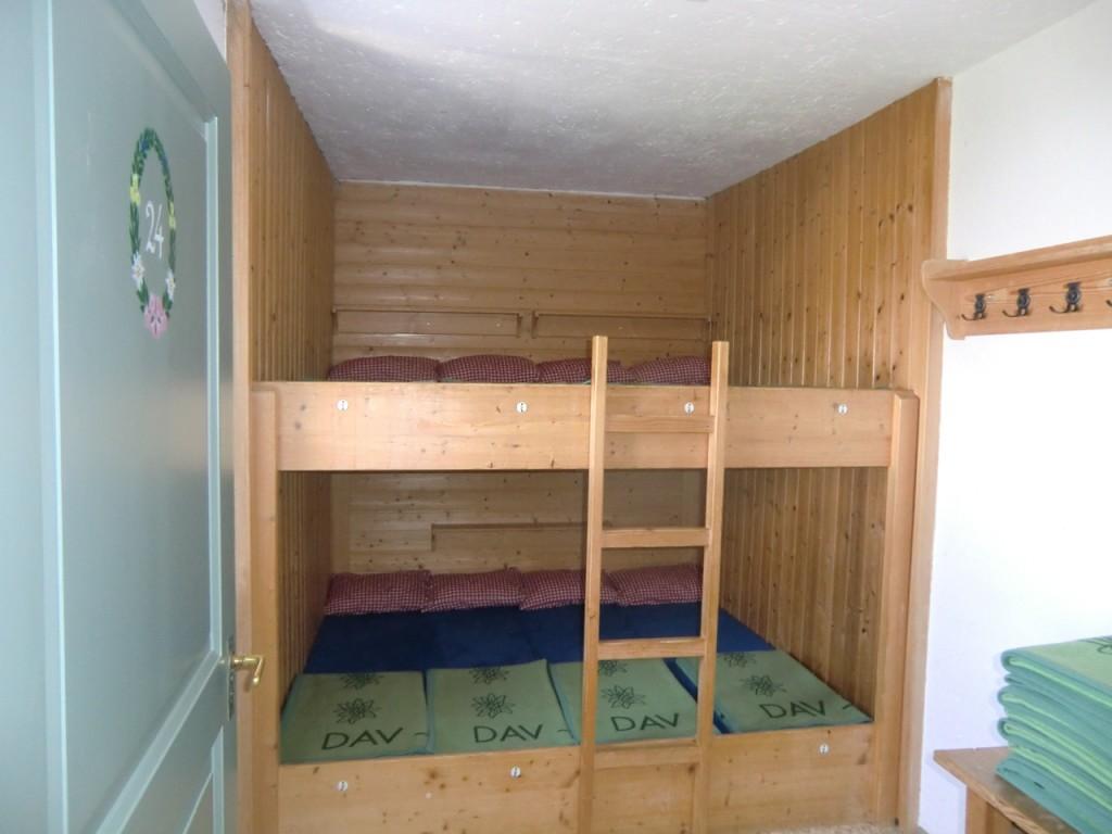 Beispiel Matratzenlager