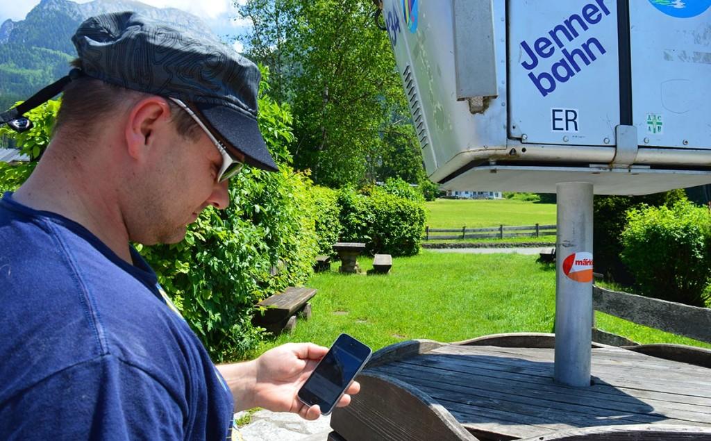 Let's Geo: Schnitzeljagd 3.0 mit dem Smartphone
