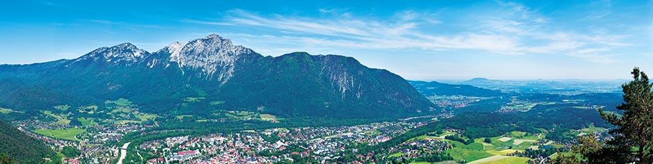 Dötzenkopf Panorama Bad-Reichenhall