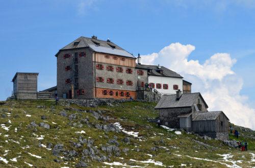 Das Watzmannhaus