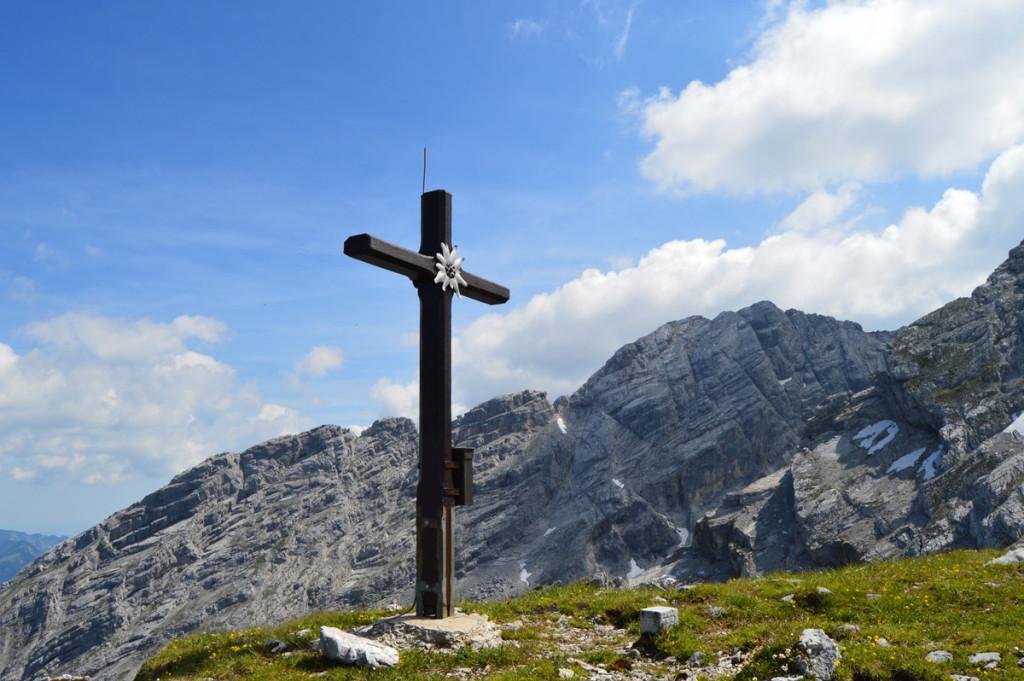 Gipfelkreuz Karlkogel
