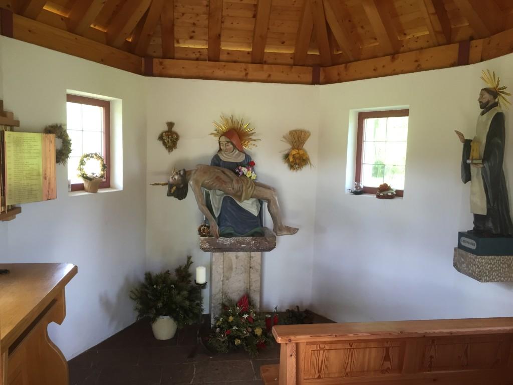 Kapelle Kühroint