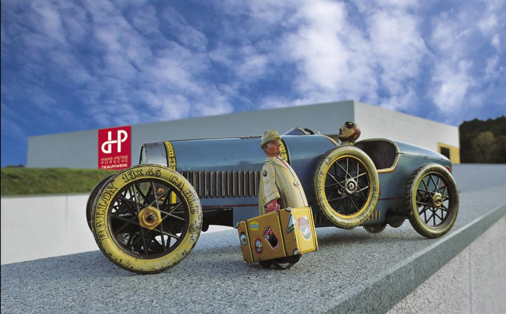 Das Hans-Peter Porsche Traumwerk