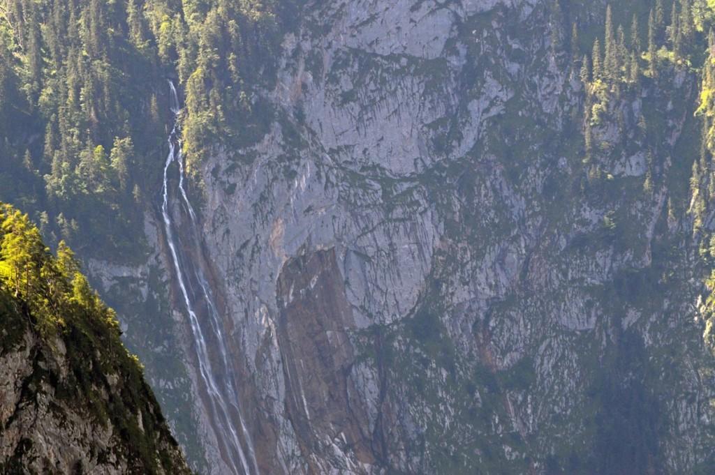 Der Röthbachwasserfall