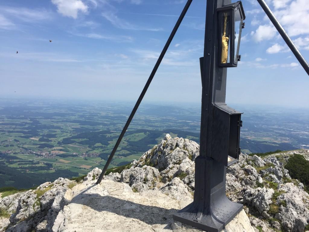 Gipfel Staufen