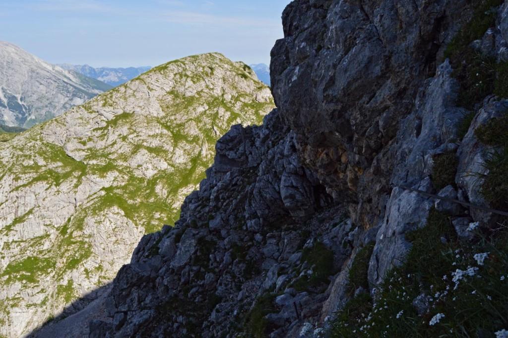 Der Mausloch-Steig auf den Kahlersberg
