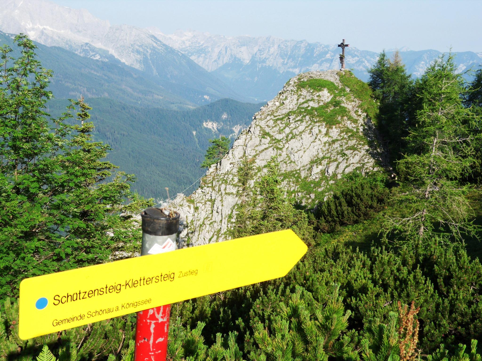 Klettersteig Jenner : Klettersteig archive berchtesgadener land