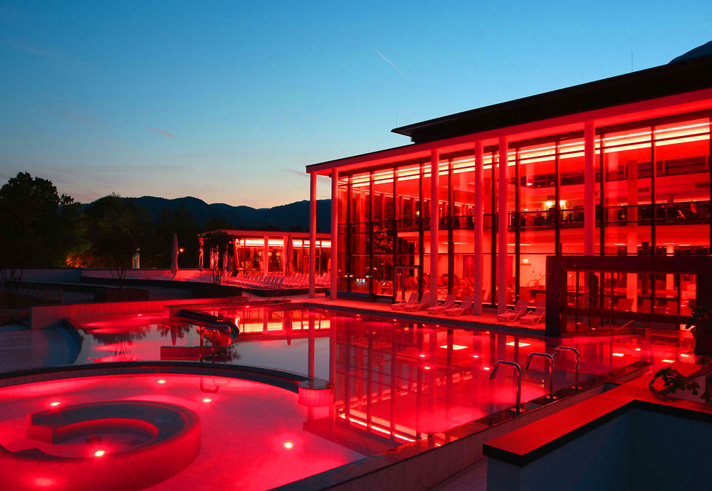 Spa & Familien Resort RupertusTherme Bad Reichenhall