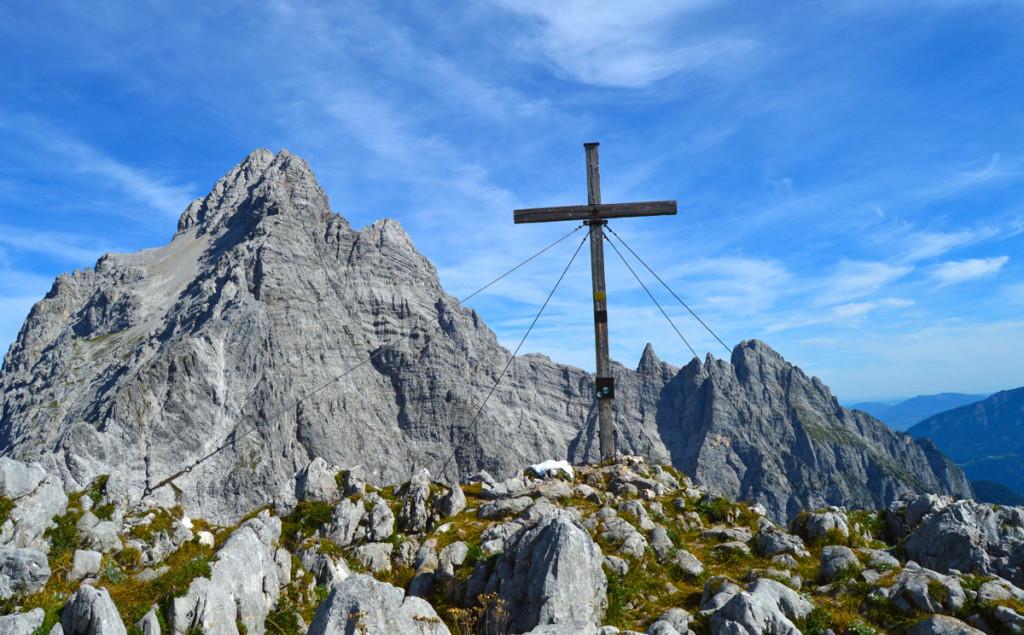Gipfelkreuz Hirschwieskopf