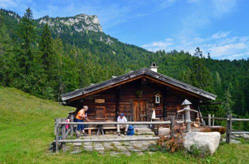 Kothalm im Lattengebirge