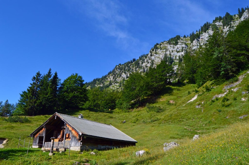 Mitterkaser im Lattengebirge