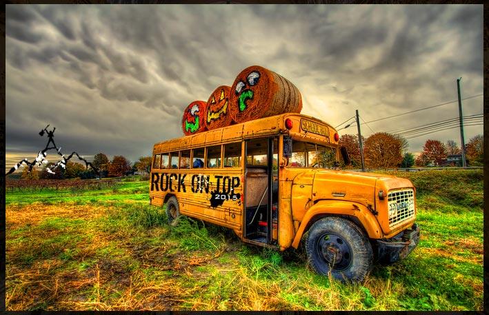 RockOnTop ist nur per Shuttle erreichbar