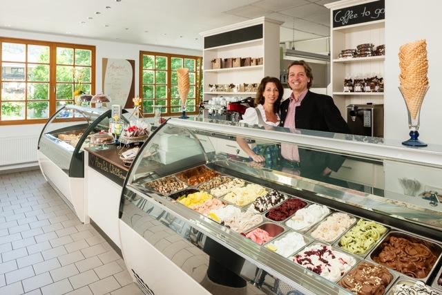 Veganes Eis in Berchtesgaden