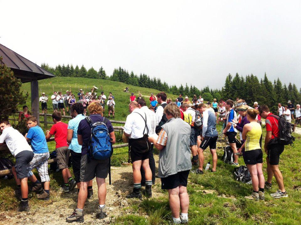 Bergmesse Stoißer Alm