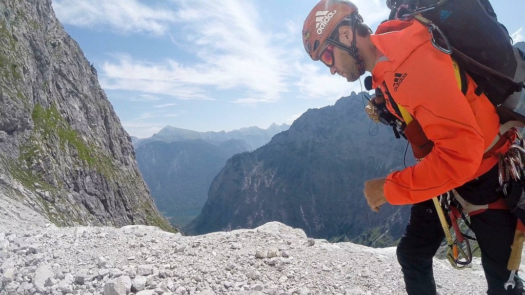 Bergretter in der Watzmann Ostwand © Timeline Production