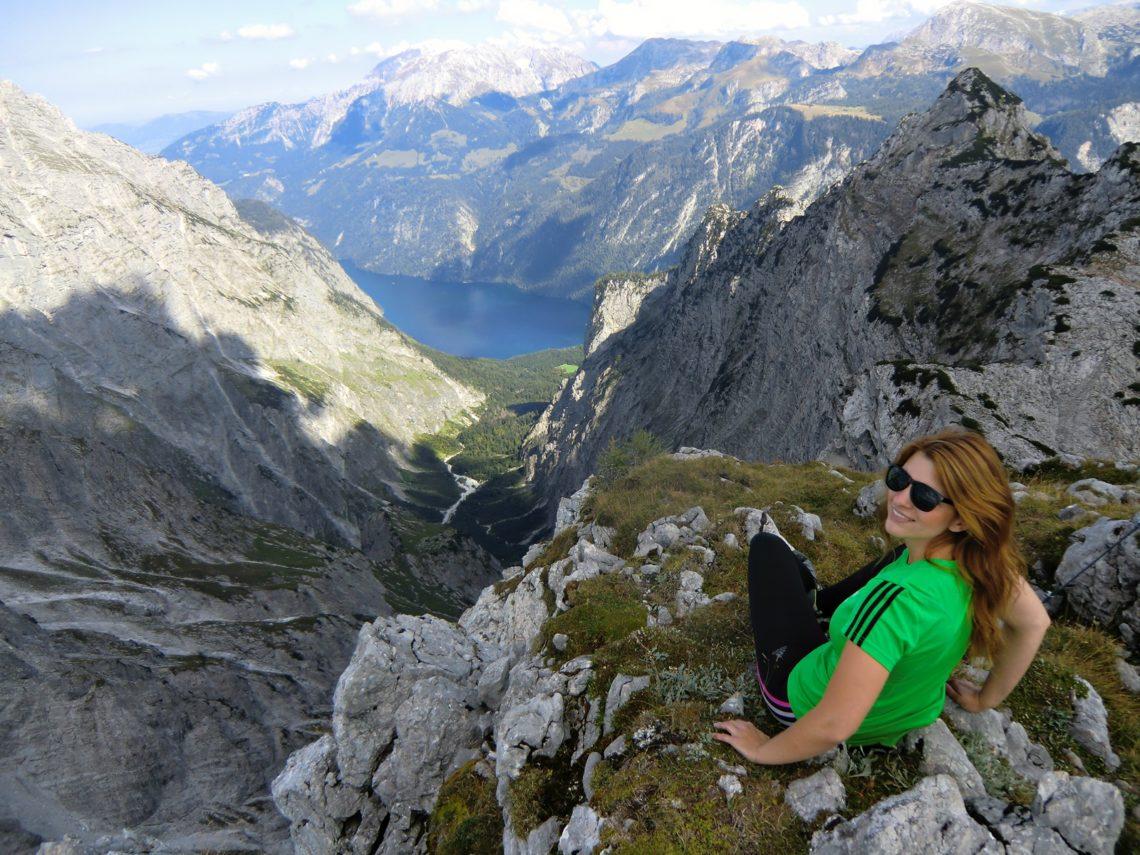 Der Weg zu mir selbst führt über die Berge