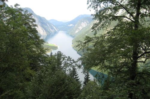 Der Königsee vom Simmetsberg