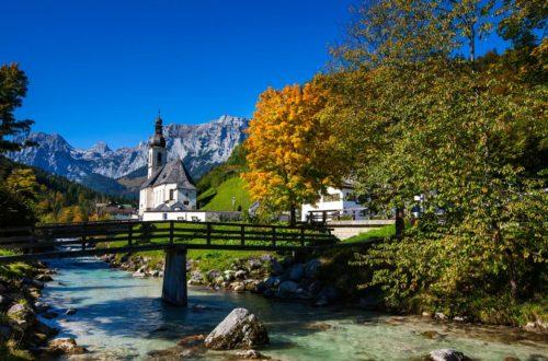 Das Bergsteigerdorf Ramsau