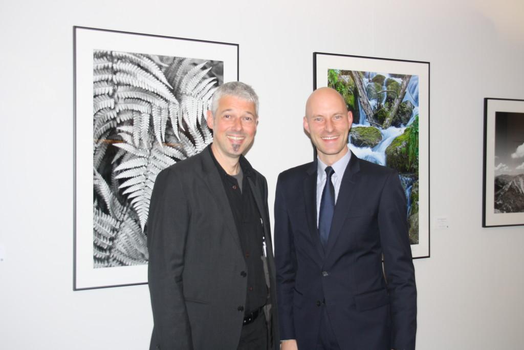 Georg Grainer und Werner Müller