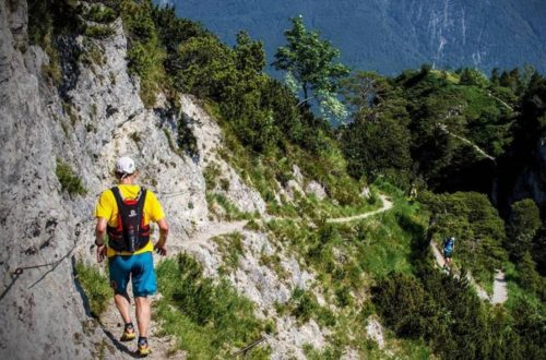 Höhenmetertage: Trailrunning in Bad Reicehnhall