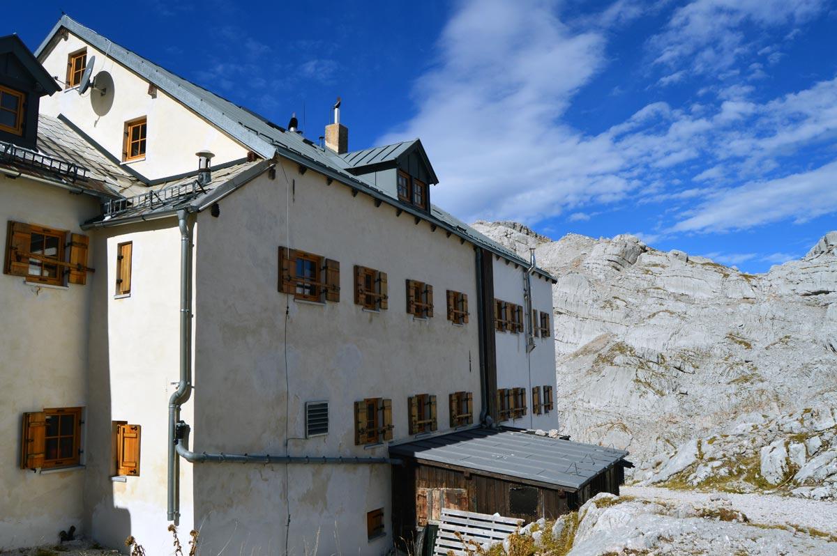 Das Riemannhaus 2.177m