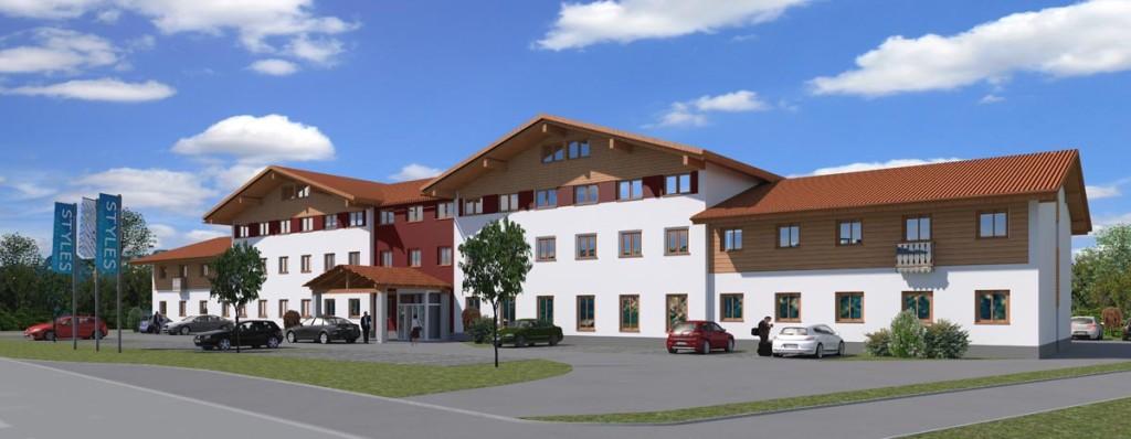 neues hotel f r piding berchtesgadener land blog. Black Bedroom Furniture Sets. Home Design Ideas
