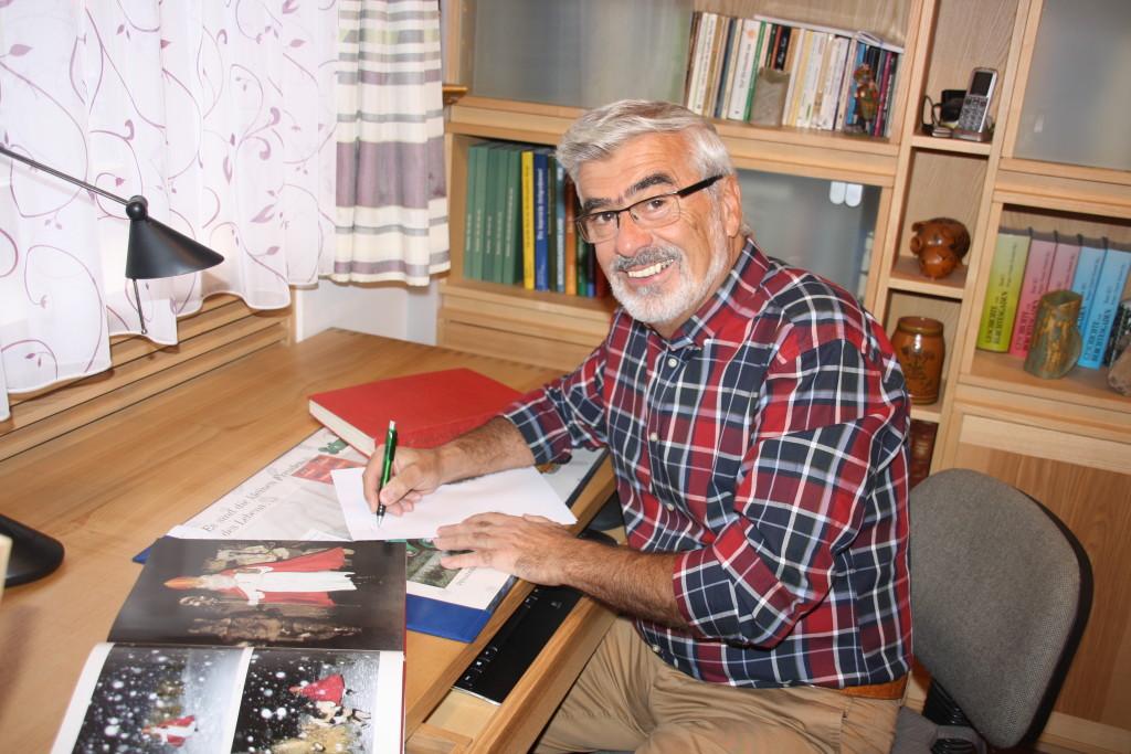 Autor Willi Meilinger