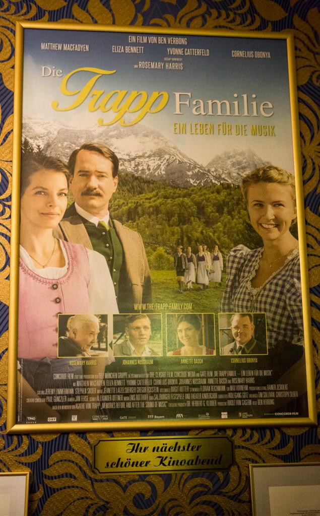 Die Trapp Familie - Das Plakat zum Film
