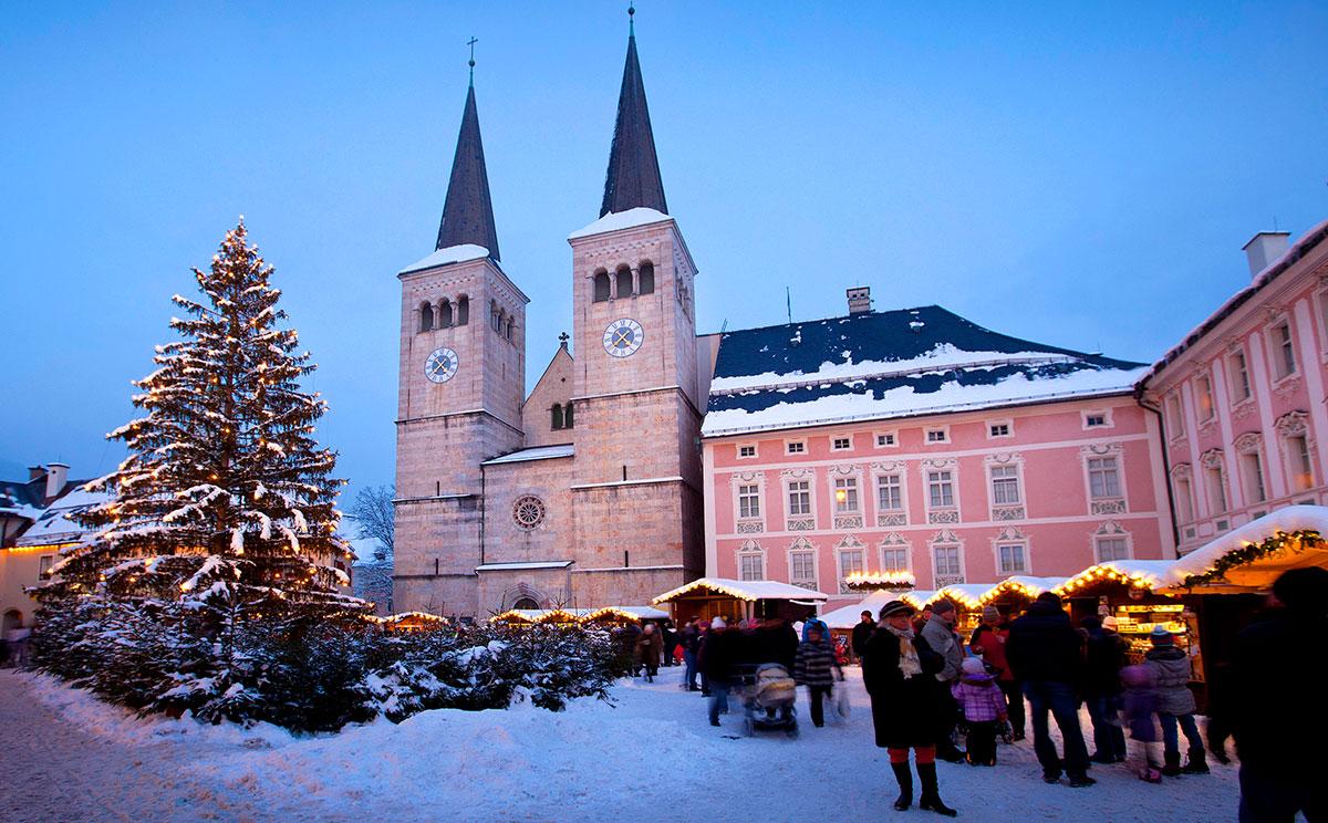 Stiftskirche St. Petrus und Johannes der Täufer | Berchtesgadener Advent