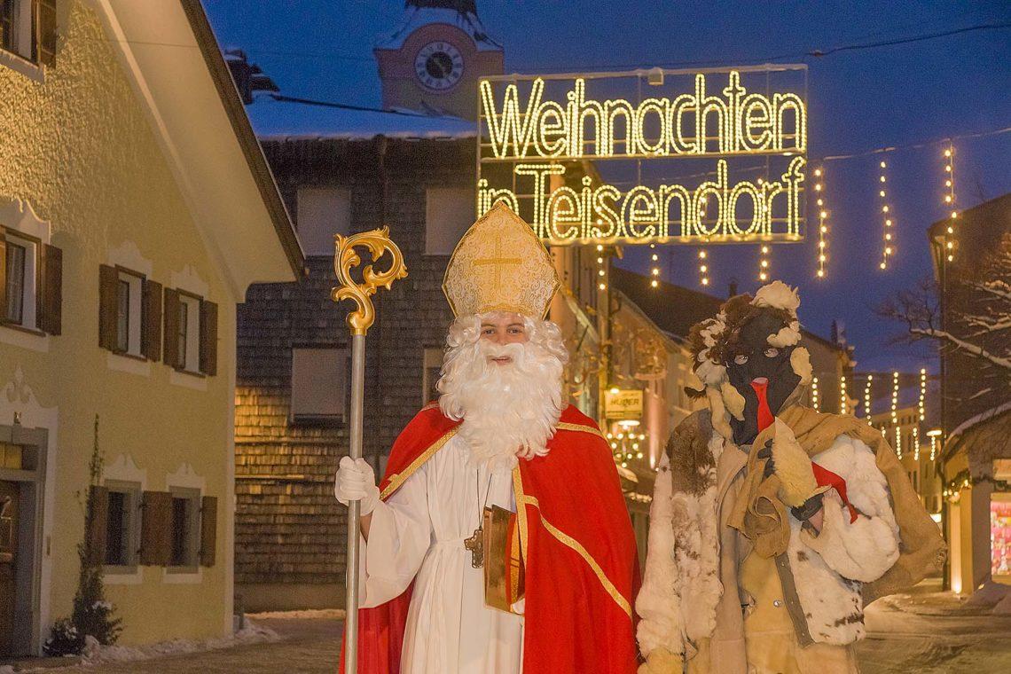 Wann Kommt Der Nikolaus In Bayern