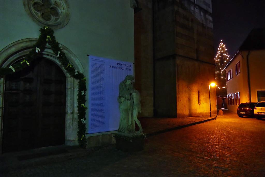 Die Heilige Pforte in Berchtesgaden
