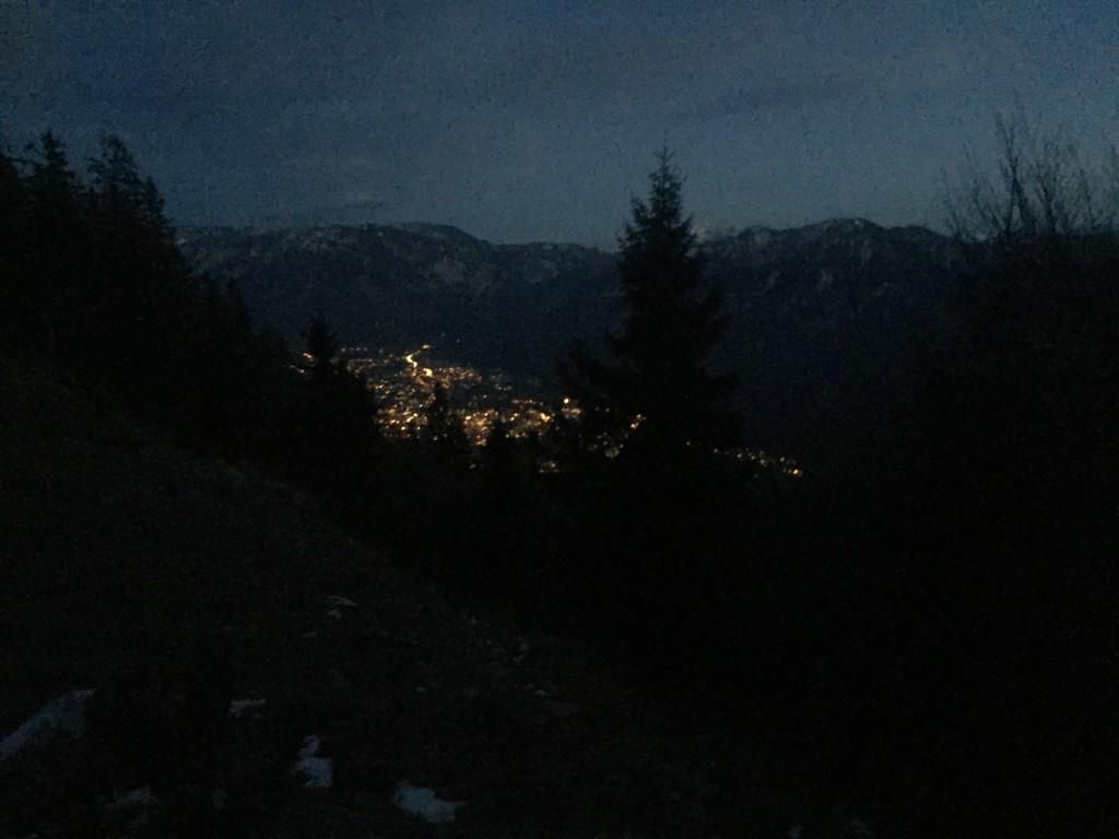 Reichenhall bei Nacht