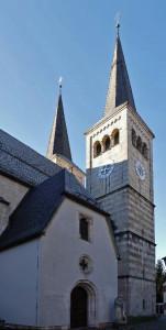 Nordportal der Stiftskirche