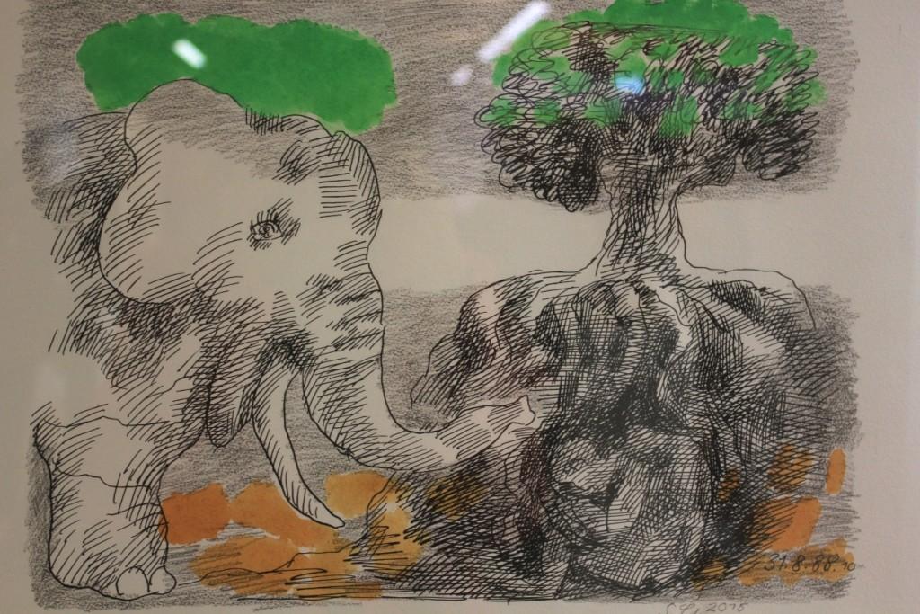 Siegfried Gruber_Elefant