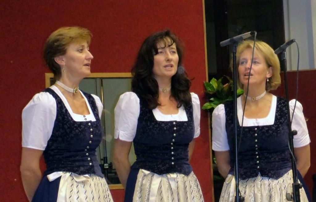 Die Stoaberg Sängerinnen