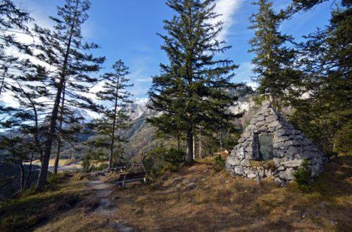 Der Wartstein im Bergsteigerdorf Ramsau