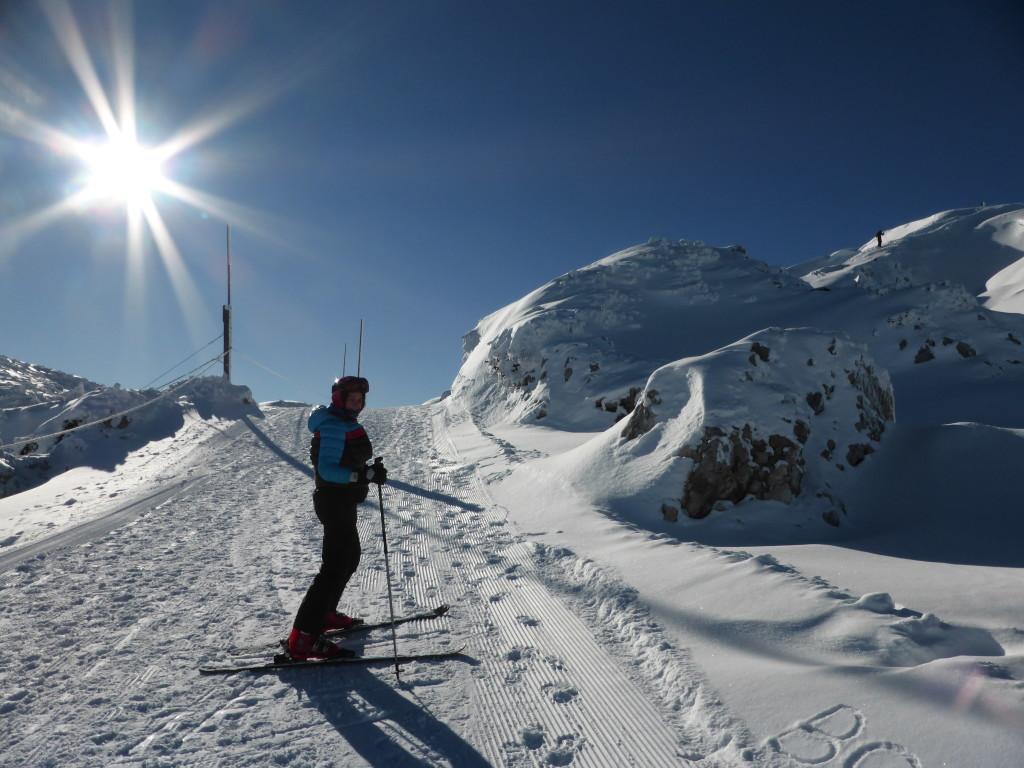 Der ideale Skitag