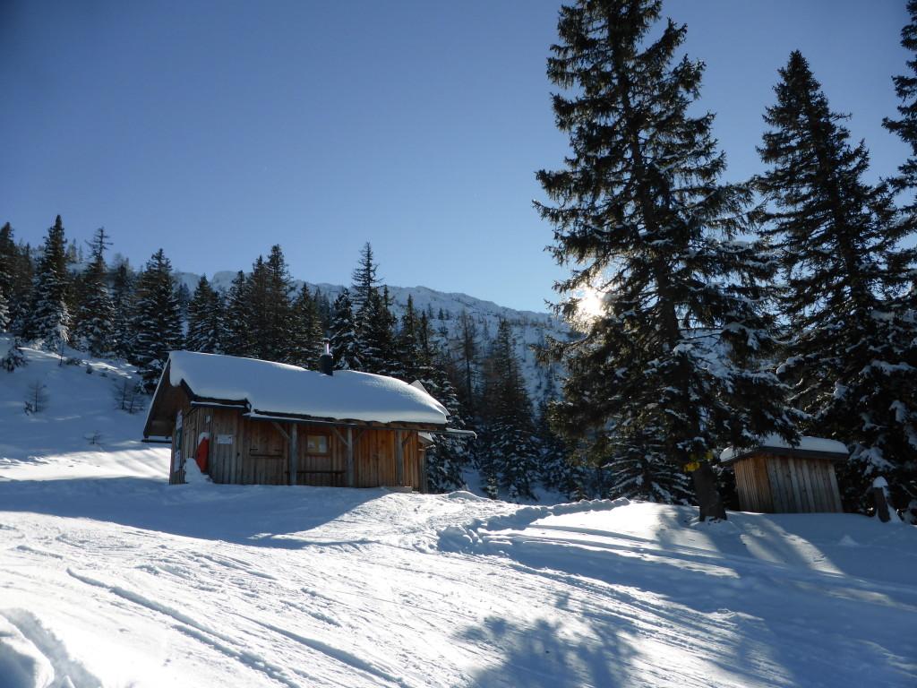 Bergwacht-Hütte