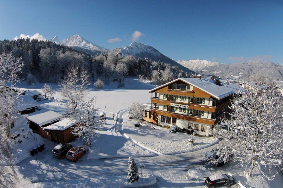 Alm- & Wellnesshotel Alpenhof , Schönau am Königssee
