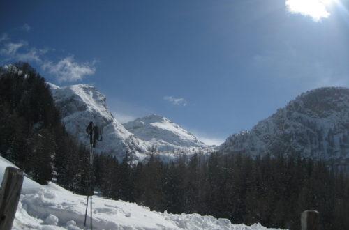 Klettersteigset Watzmann : Watzmann Überschreitung weniger sicherungen für mehr sicherheit