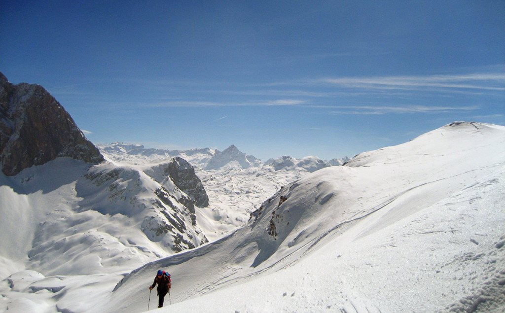Skitour Steinernes Meer