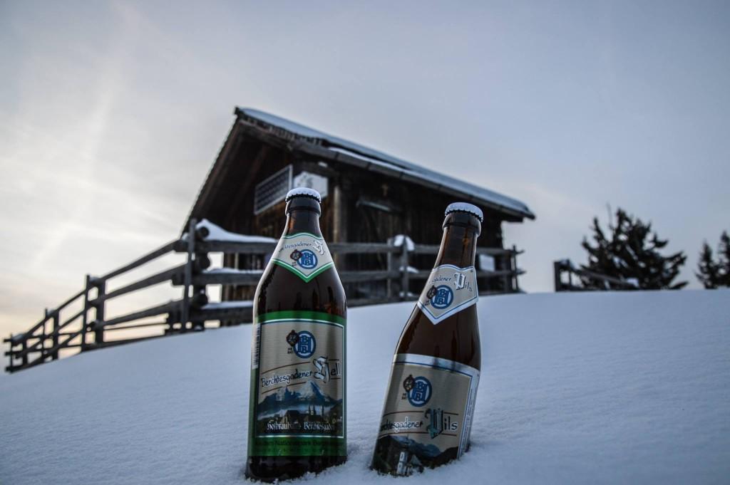 Feierabend Bier am Toten Mann
